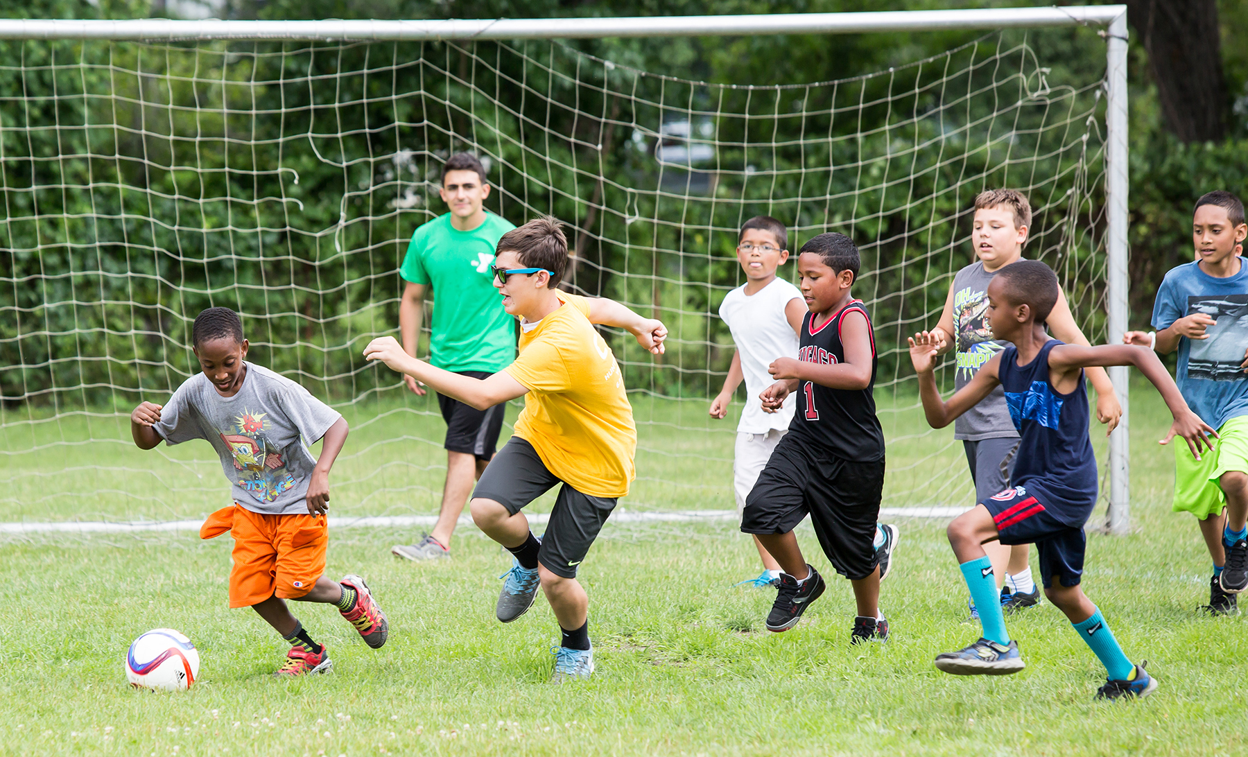 Best sports camp programs for kids in NYC |Sports Camp
