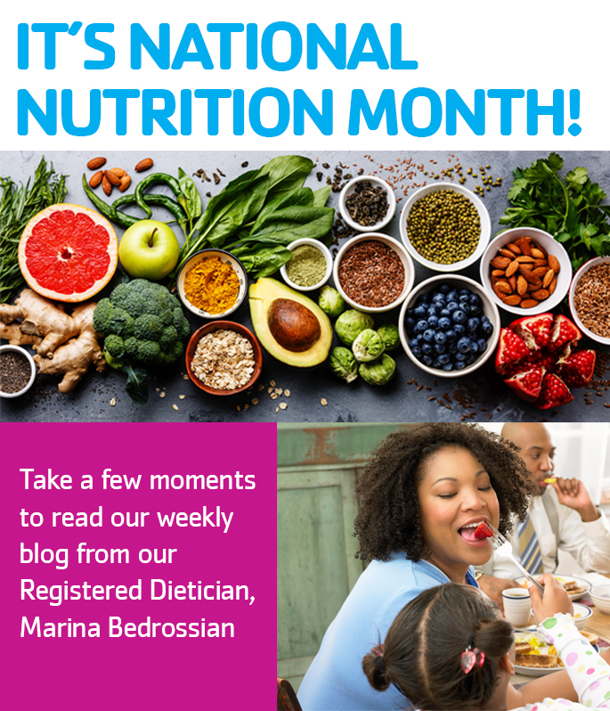 national nutrition month 1
