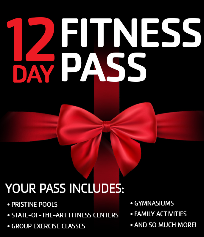 12 Days of Fitness square