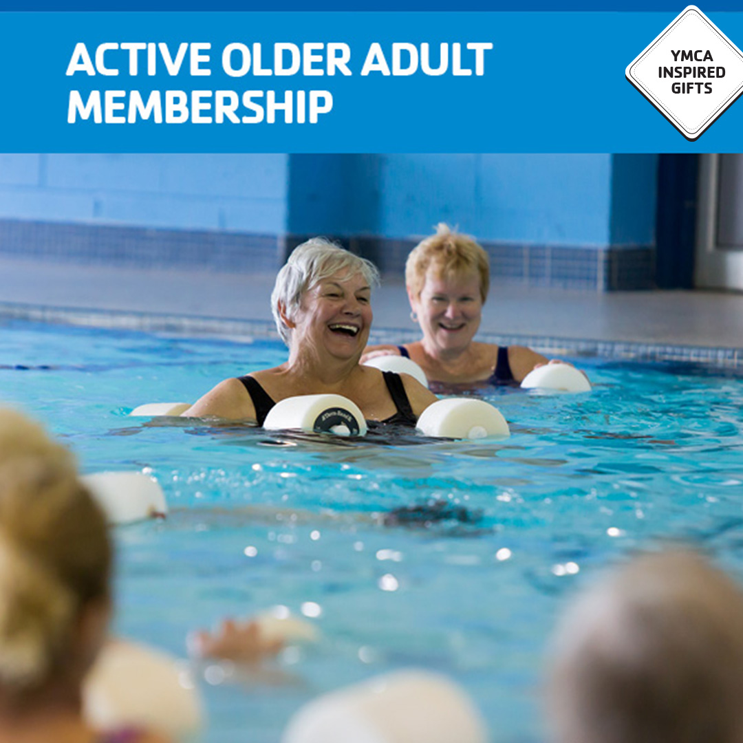 Active Older Adult Membership