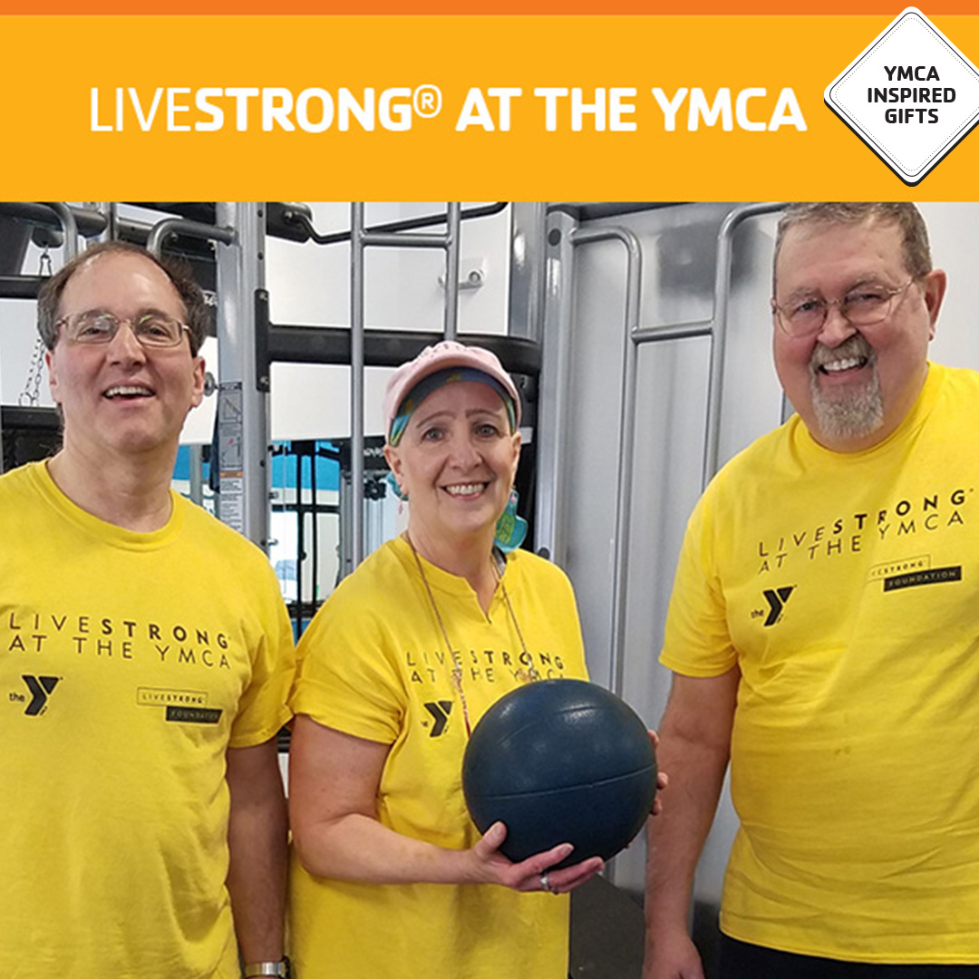IG LiveStrong at the YMCA