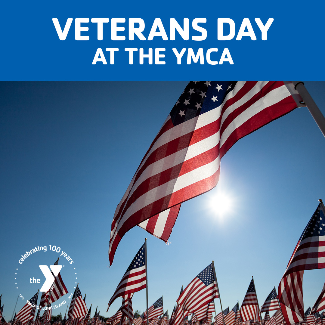 Veterans Day at the YMCA