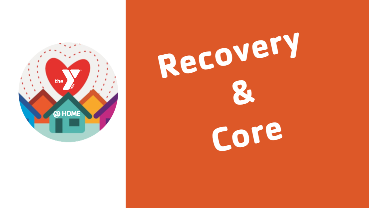 recovery and core graphic
