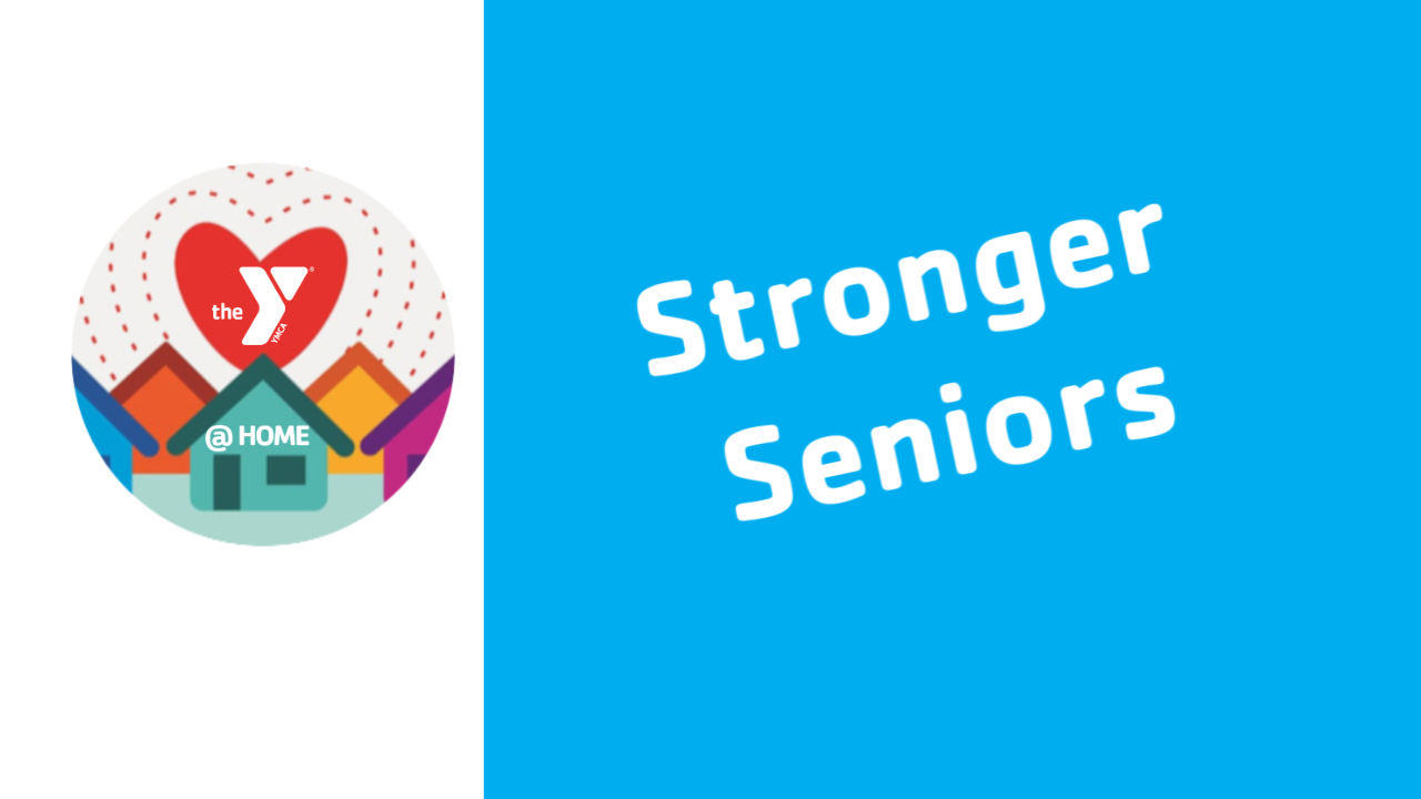 Stronger Seniors graphic
