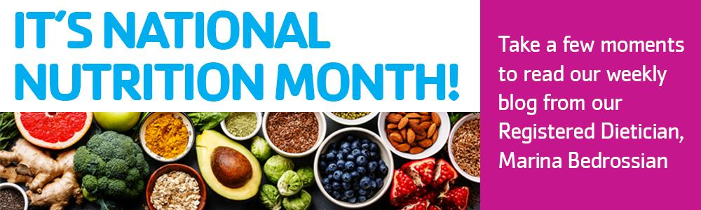 national nutrition month 2