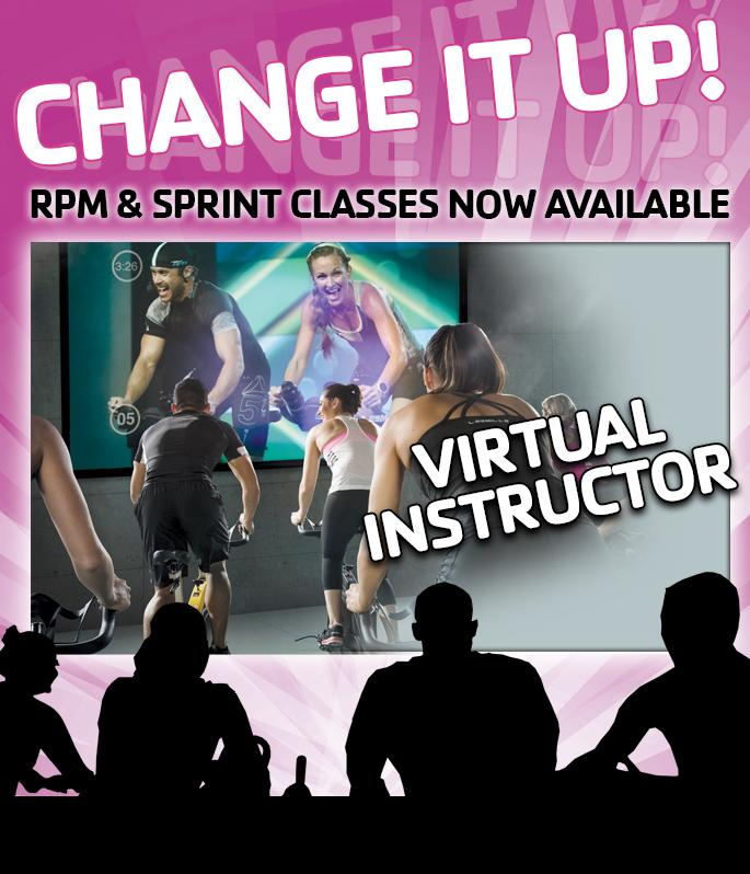 NEW! Virtual Spin Classes at YMCA at Glen Cove | YMCA of