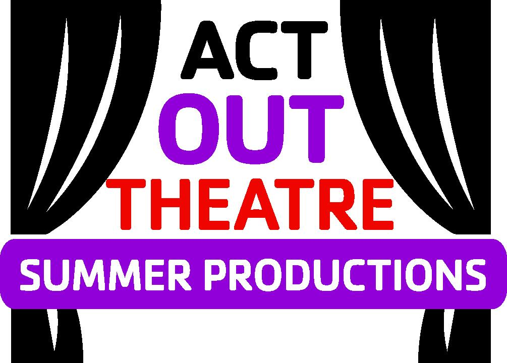 Act Out Summer Productions logo